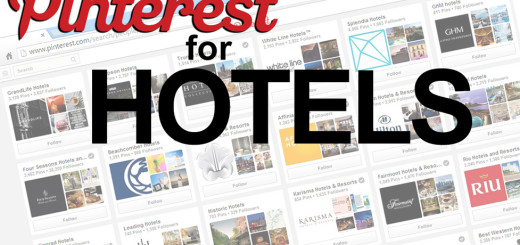 Pinterest for Hotels