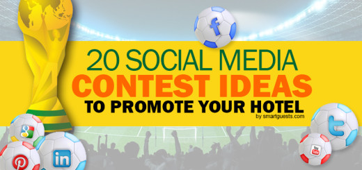 20 Social Media Contest Ideas to Promote Your Hotel