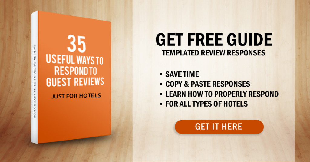 Get 35 Best Ways to Respond to Guest Reviews - Free Guide