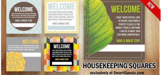 Housekeeping Squares