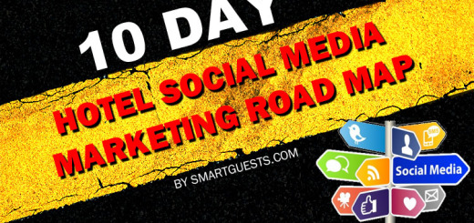 10-Day Hotel Social Media Marketing Road Map