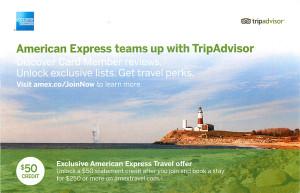 American Express & TripAdvisor