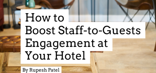 How to Boost Staff-to-Guests Engagement at Your Hotel