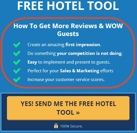 Free Hotel Marketing Tool