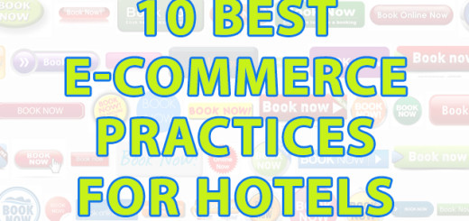 10 Best E-commerce Practices for Hotels