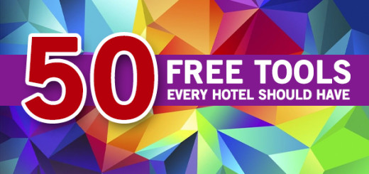50 Free Tools Every Hotel Should Have
