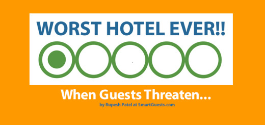What to Do When Guests Threaten Your Hotel with a Bad Review