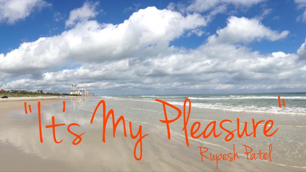 Hospitality Phrases - It's My Pleasure