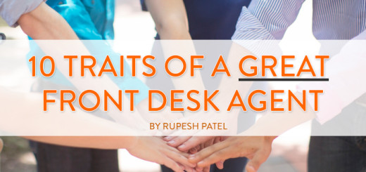 10 Traits of a Great Front Desk Agent