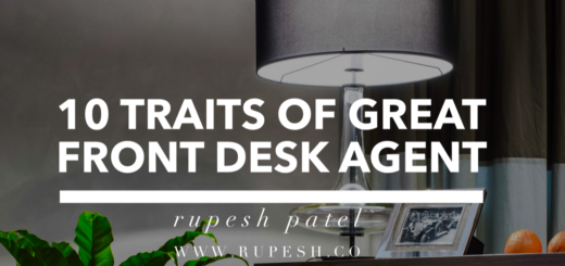 10 Traits of a Great Hotel Front Desk Agent