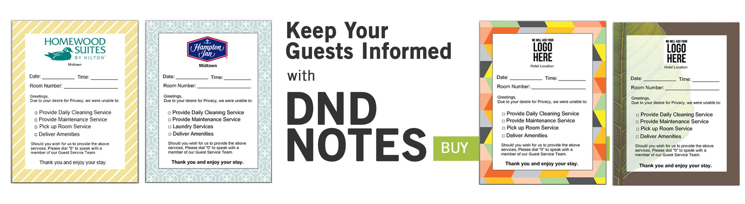 DND Notes