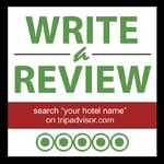 Write a Review Cards - Green Bubbles