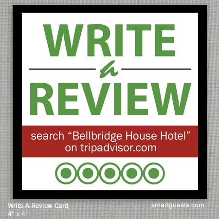 Write a Review Cards