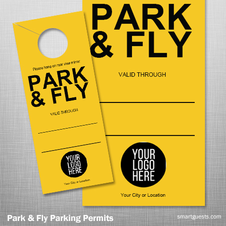 Stay, Park and Fly Parking Permits