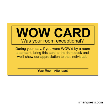 The WOW Card