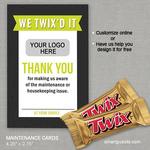Twix'd Autograph Design