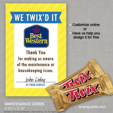 Twixd - Best Western