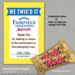 Twixd - Fairfield by Marriott
