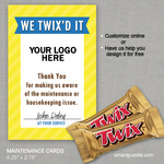 Twix'd Add Your Logo Here
